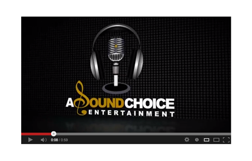 A Sound Choice Entertainment